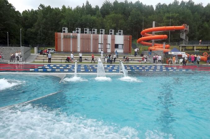 Ilustracja do informacji: Zamknięcie sezonu na basenie otwartym - I Wojewódzkie Mistrzostwa w Ratownictwie Wodnym